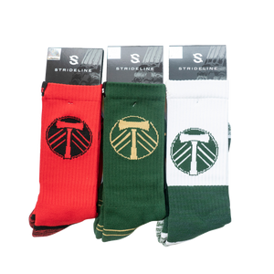 Portland Timbers  FY18 3 Pack 1CRW/ST  MLS