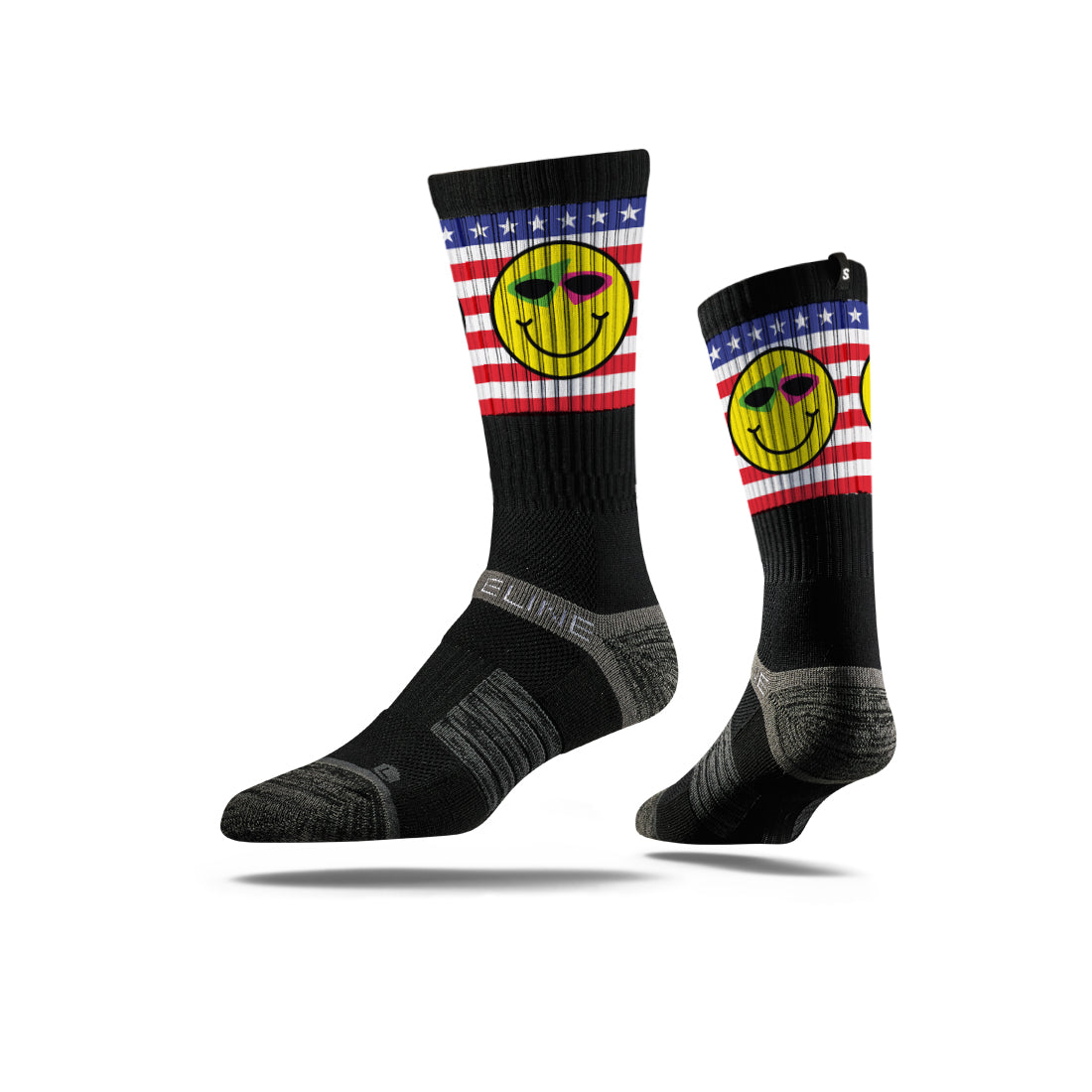Roy Purdy - USA (Black) Socks