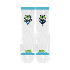 Seattle Sounders FC White Retro PDP