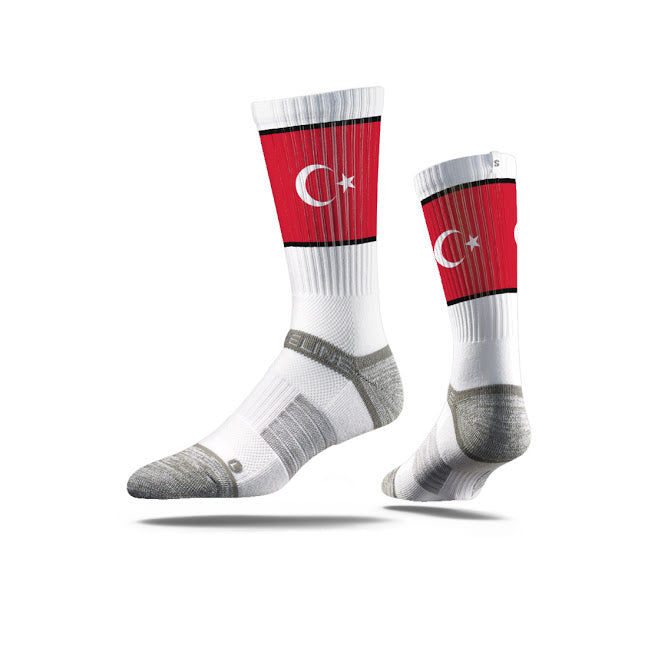 Turkey White Crew
