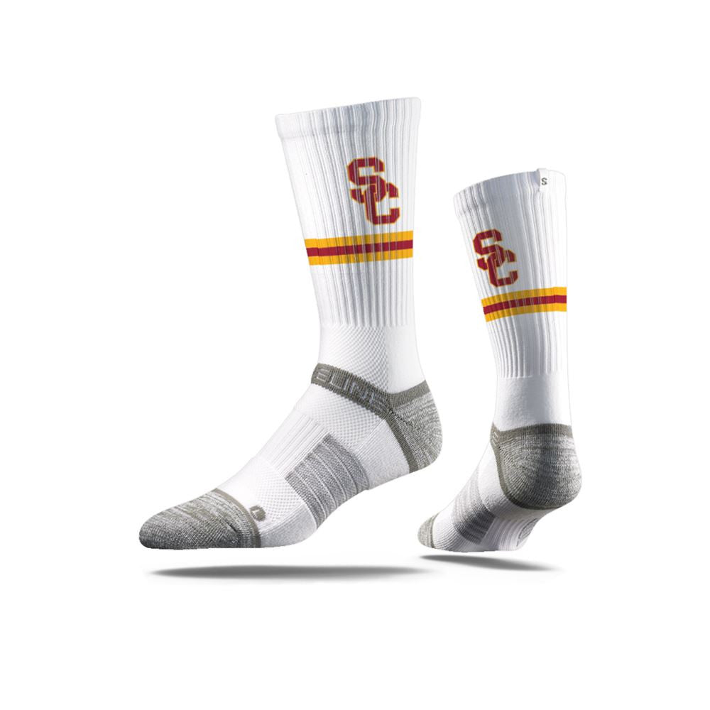 University of Southern California Trojans White Photo