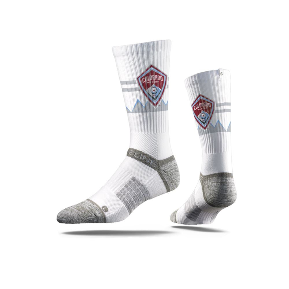 Colorado Rapids White Photo