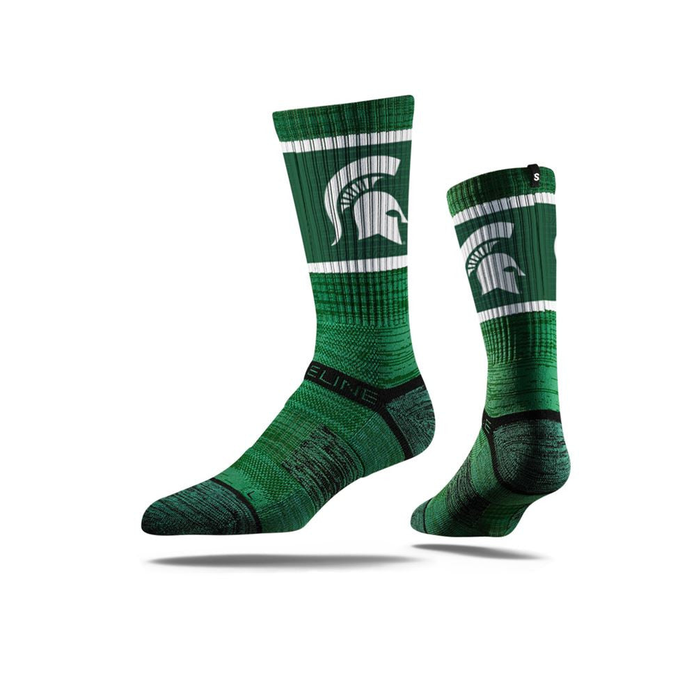 Michigan State University Spartans Green Photo