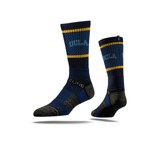 UCLA Bruins Classic Navy Crew Socks