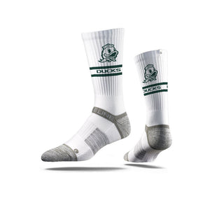 University of Oregon Ducks White Photo