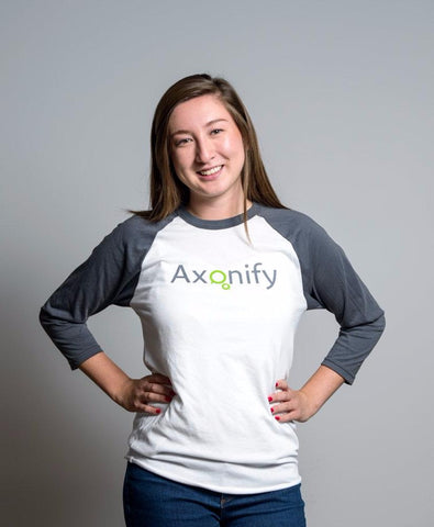 Axonify Lightweight Baseball Shirt