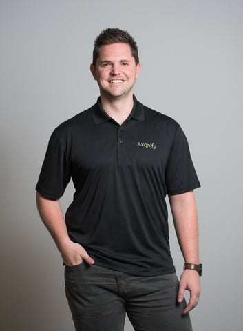 Axonify Golf Shirts