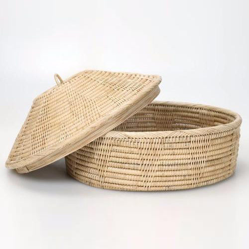 1-12 Tortilla Shape Basket