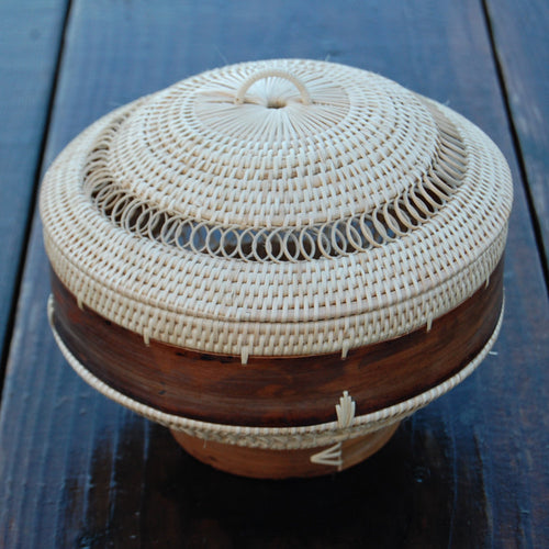 1-1R Potpourri Round Basket ( Best Seller )