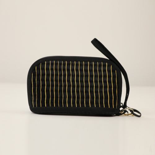 11-9M2 Make Up Purse with Wristlet - Large (Best Seller)