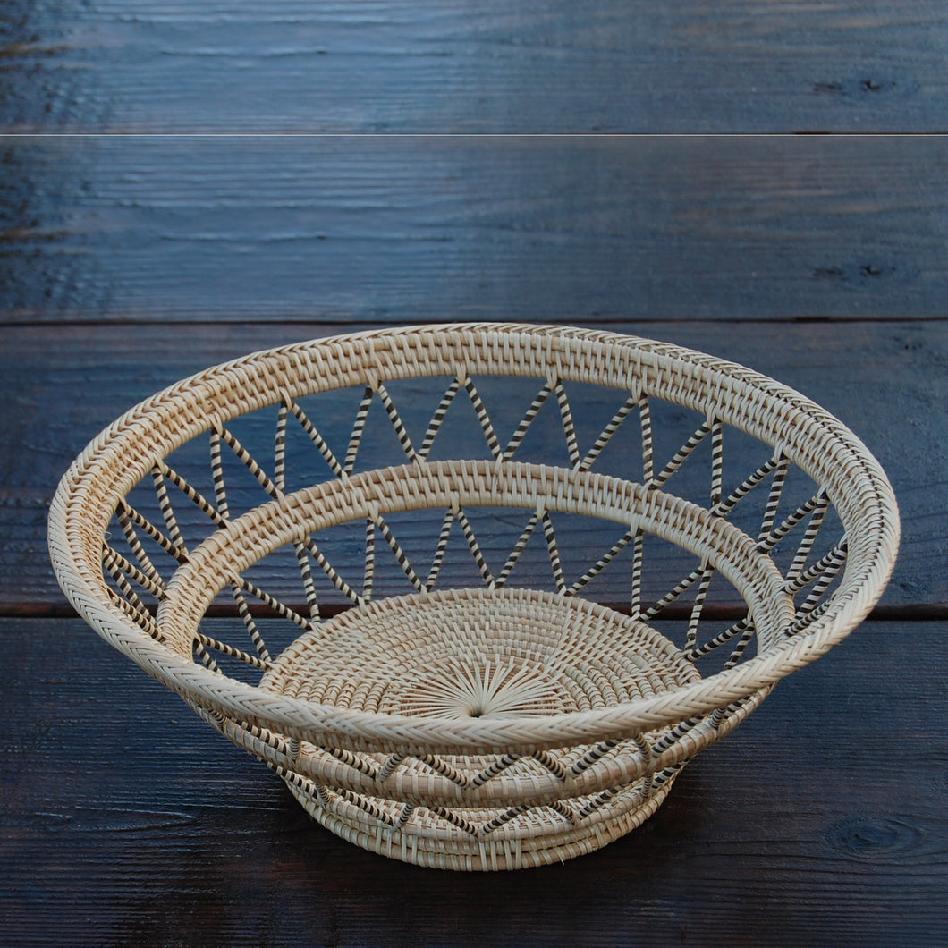 2-4 Custom Economy Fruit Basket