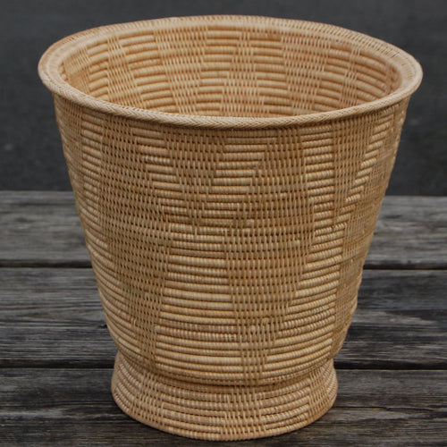 2-7L Paper Basket Solid Weave - Large * Out of Stock * Pre-order for MAR 2020 Ship *