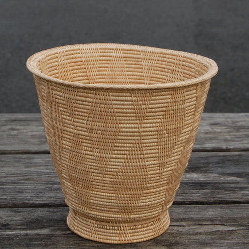 2-7M Paper Basket Solid Weave - Medium *OUT OF STOCK Pre-order for MAR 2020 Ship*