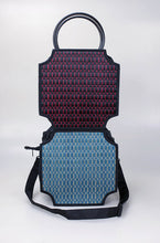 2042 Expandable Tote Features 2 Sizes in 1 Bag