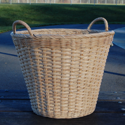 8-2R Multi-Use Round Laundry Basket with Handles - Large FREESHIP item