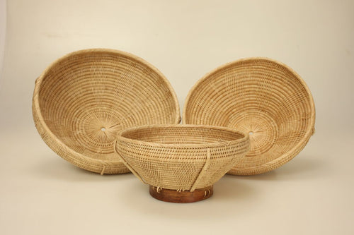 2-1 BOWL Solid Weave 'La Hong' - Medium
