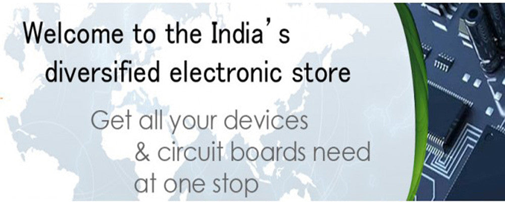India's first Diversified electronic Store