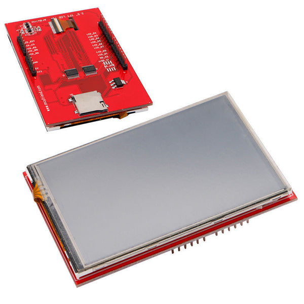 "3.5"" inch TFT Touch Screen"