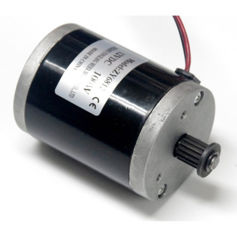 MY6812 150W 24V 2750RPM DC MOTOR FOR E-BIKE BICYCLE - Techtonics