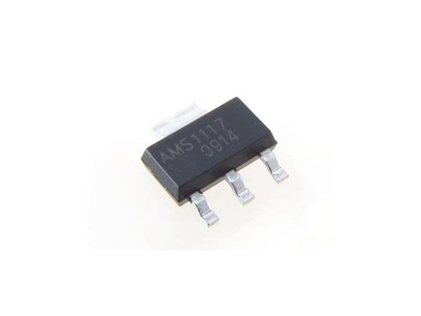 AMS1117- 1.8V, 1A LDO Voltage Regulator IC