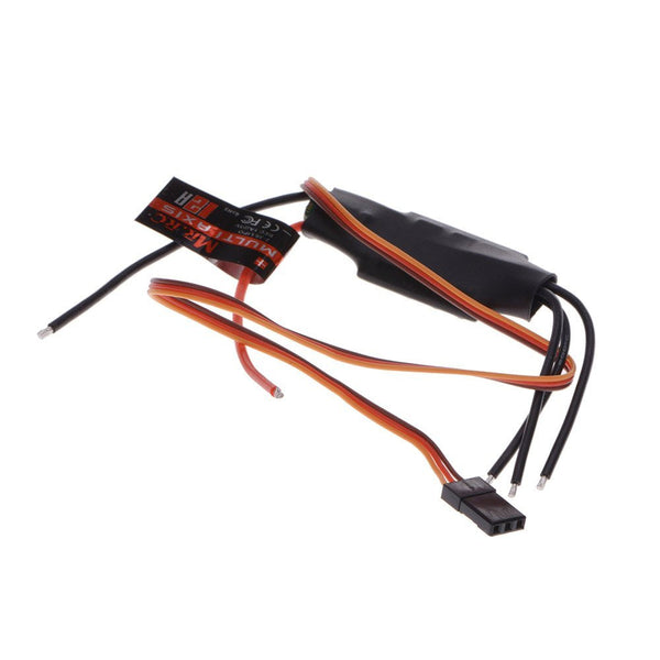 Multi Axis MR.RC 12A 2-3S LIPO Brushless ESC
