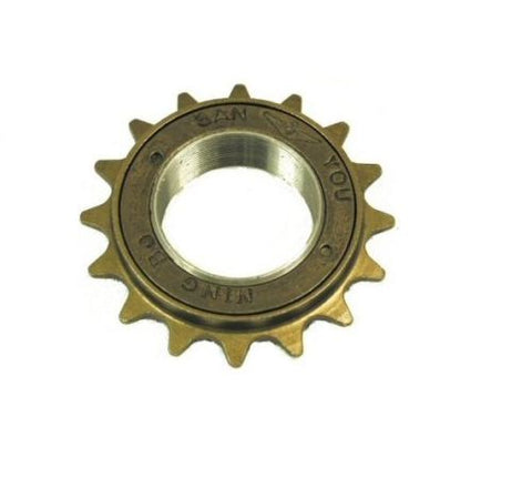 16 Teeth Freewheel Sprocket with connector