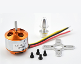 Brushless Motor A2212 - 1000 kV & 1400 kV