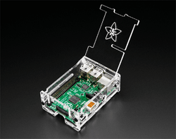 Techtonics Pi Box Plus - Enclosure for RasPi Model