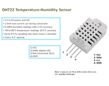 DHT22 Digital-output relative humidity - temperature sensor-1
