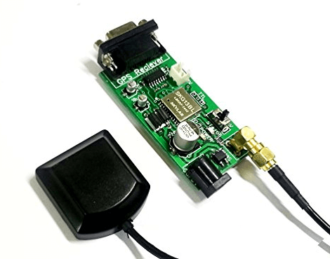 GPS Receiver Module SKG13BL with GPS antenna for Arduino & Raspberry Pi