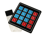 PVC Flexible Keypad 4x4