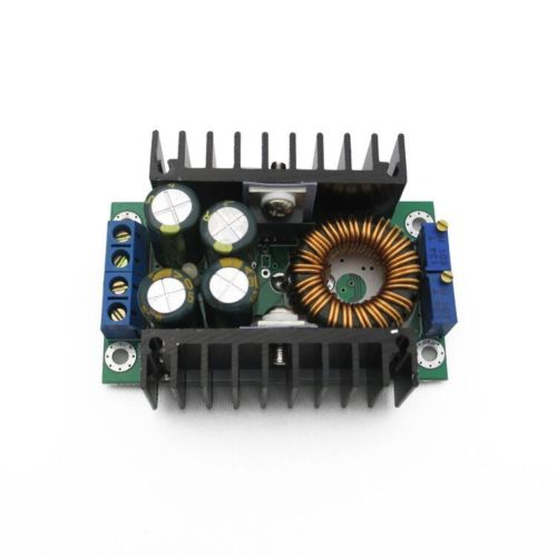 Adjustable Power Module 12A 24V Buck turn 12V LED driver with current charging indicator - Techtonics