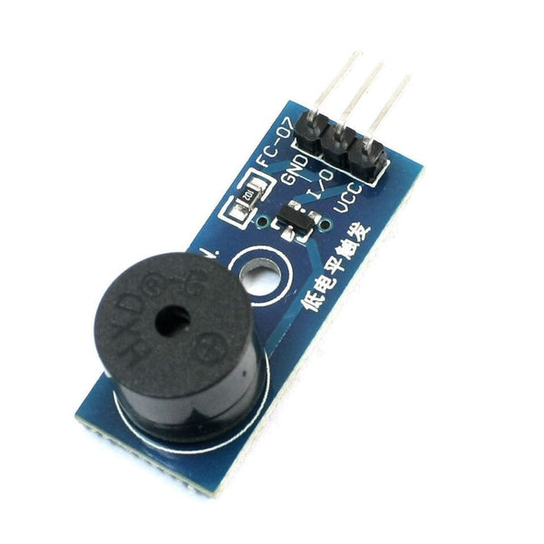 Low Level Trigger Active Buzzer Alarm Module DC 3.3-5V for MCU-AVR