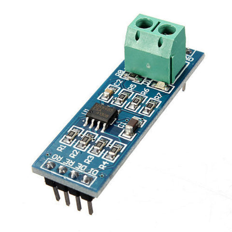 MAX 485 Module / RS- 485 Module / TTL to RS- 485 Converter Module For Arduino - Techtonics