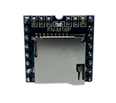 MP3 FN-M16P Embedded Audio Voice U-Disk Audio Player Micro SD Card Module