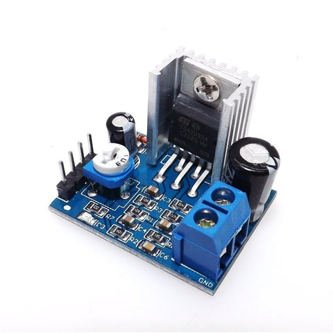 Power Supply TDA2030 Audio Amplifier Board Module TDA2030A 6-12V Single - Techtonics