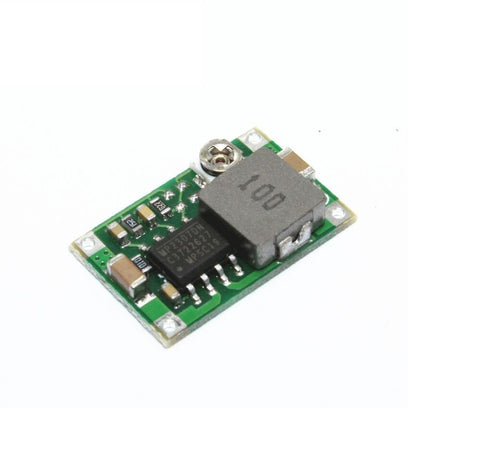 Ultra-small Mini-360 DC to DC 4.7V-23V to 1V-17V Buck Converter Step Down Module - Techtonics
