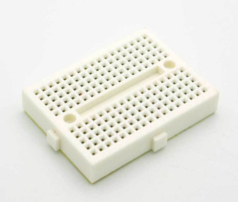 Mini Breadboard 170 Points - Techtonics