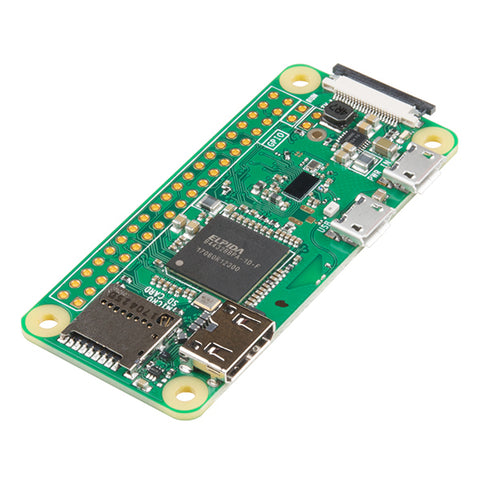 Raspberry Pi Zero W v1.3 Development Board With Case
