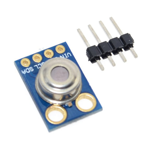 GY-906-MLX90614ESF-New-MLX90614-Contactless-Temperature-Sensor-Module-Compatible - Techtonics