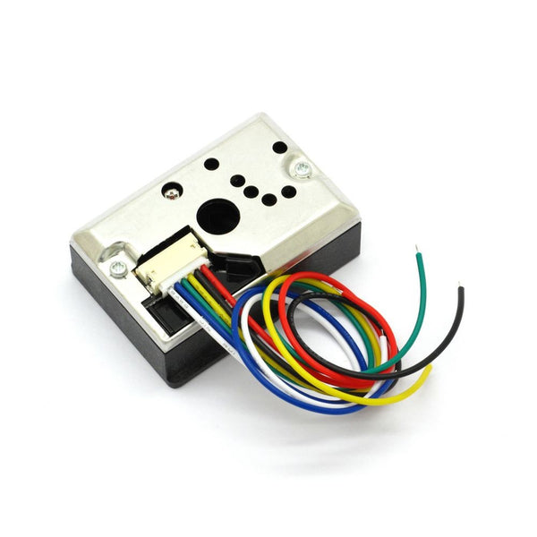 Dust Sensor Module GP2Y1010AU0F Compact Optical Dust Sensor Smoke Particle Sensor Module With Cable