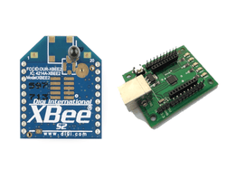 Xbee USB Adapter with Xbee Module