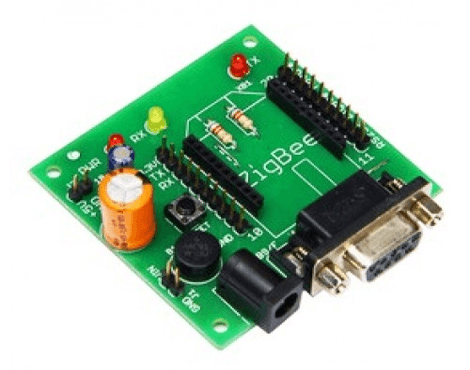 Xbee Explorer - Serial / Xbee RS232 Adapter