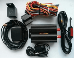 GPS Tracker Real-Time Tracking Anti-Theft System TK103A