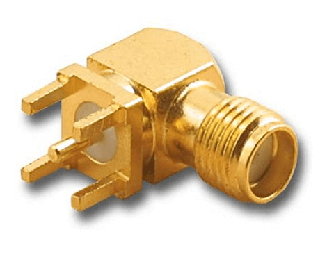 SMA Connector Female - Right Angle