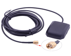Antenna GPS 3V Magnetic Mount SMA - 3m Cable