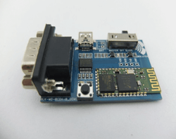 RS232 Bluetooth Module HC-05 Serial Adapter Communication