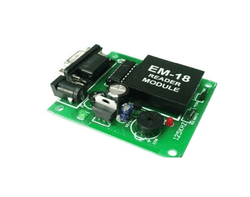 RFID Tag Reader Board with RS232 / RFID Reader - Serial Out