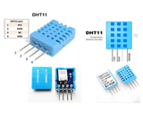 Humidity and Temperature Sensor - DHT11-a