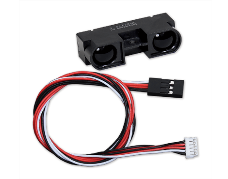 Infrared Proximity Sensor Long Range - Sharp GP2Y0A710K0F